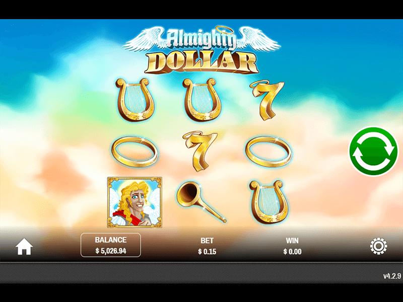 Almighty Dollar Hero Image Inner Center