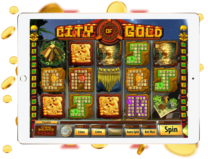 City Of Gold Hero Image Inner 2
