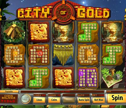 City Of Gold Hero Image Inner Center