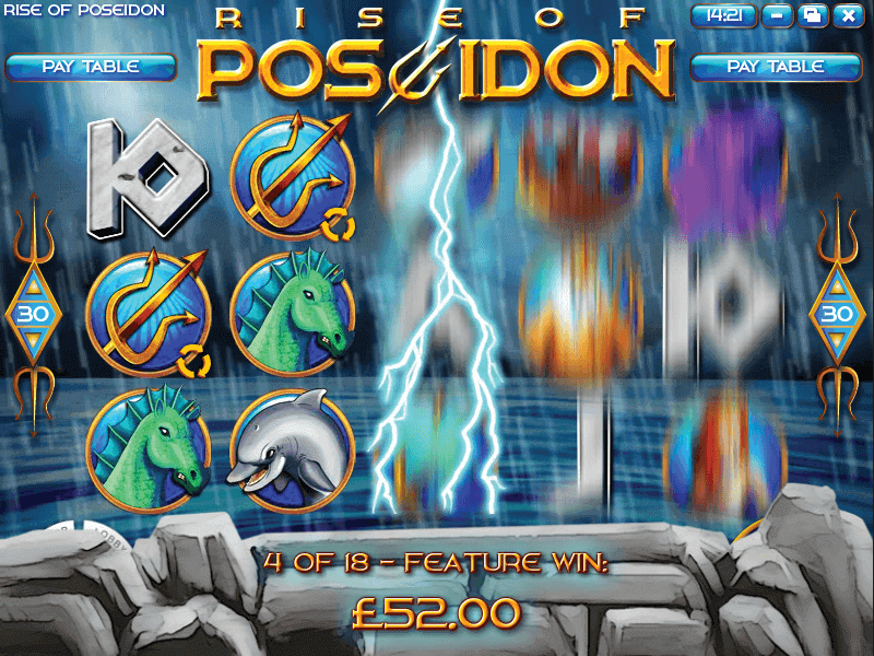 Rise of Poseidon Hero Image Inner Center