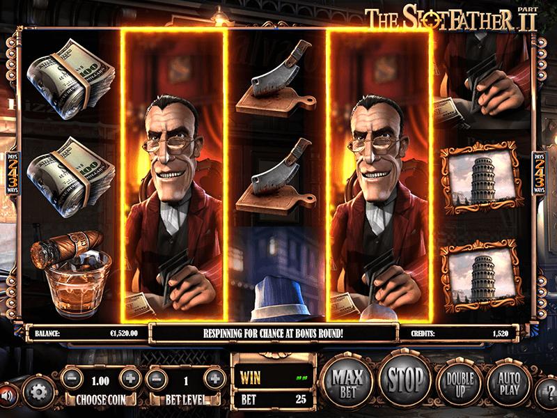 The Slotfather Part II Hero Image Inner Center