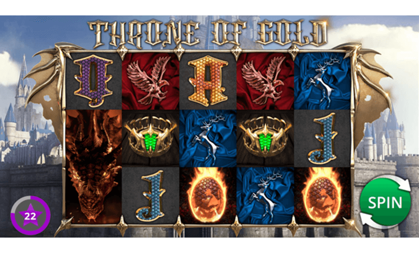 Throne Of Gold Hero Image Inner Center