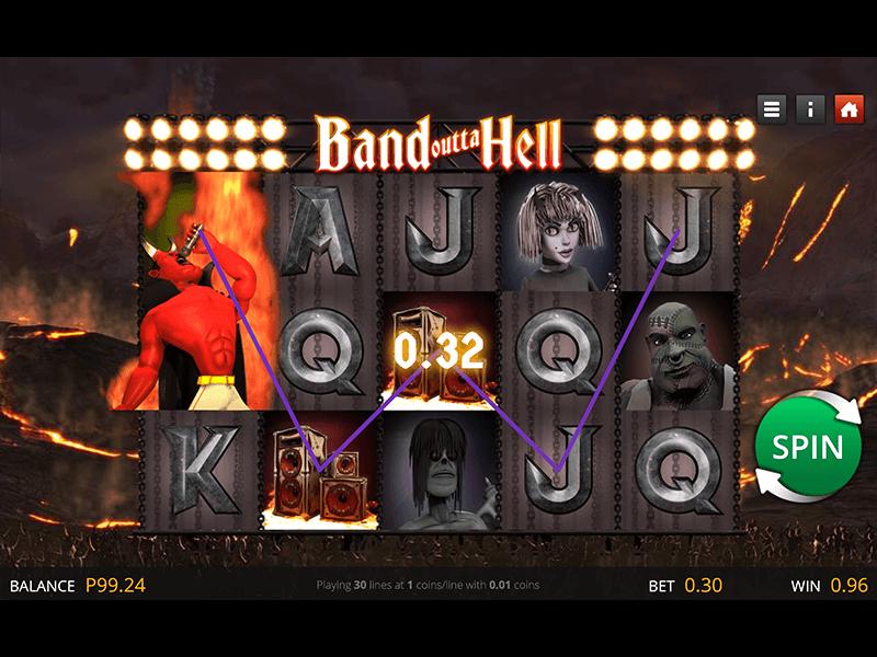 Band Outta Hell Hero Image Inner Center