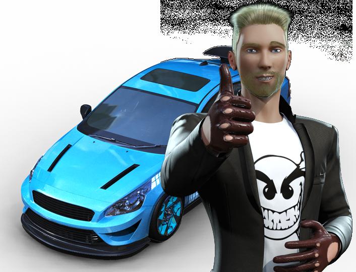 Midnight Racer Hero Image Inner 2