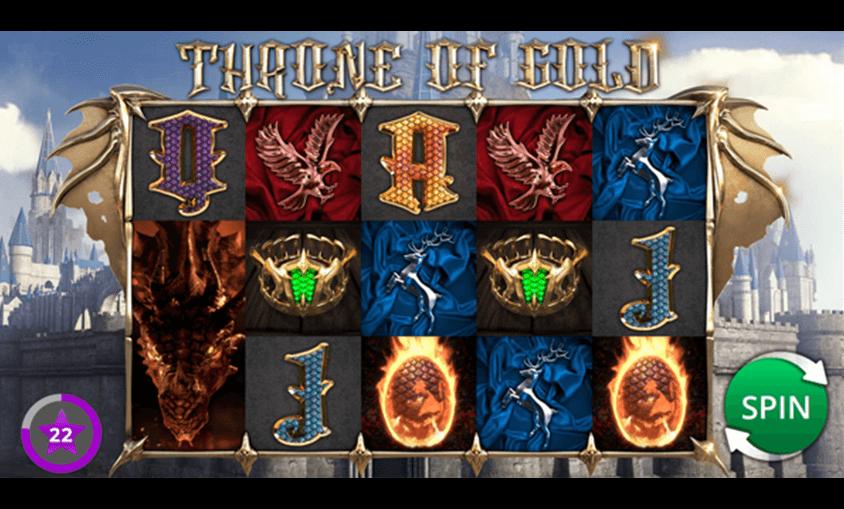 Throne Of Gold Hero Image Inner Center